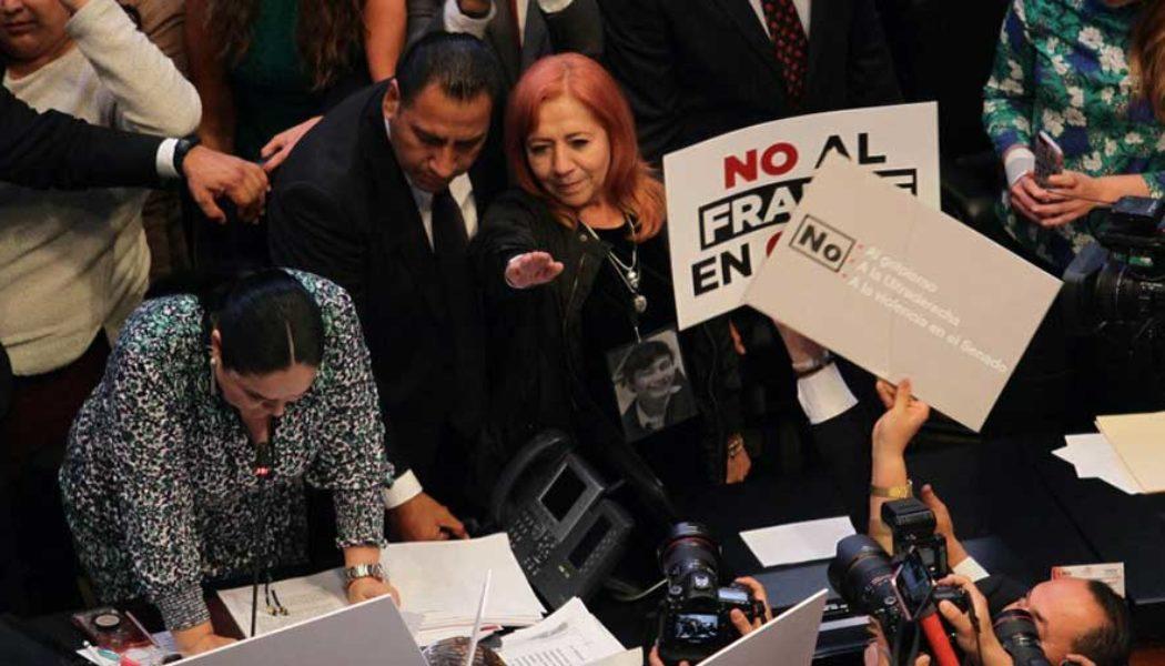 Rosario Piedra mintió