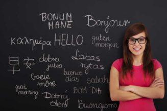 Idiomas para todos gustos y sabores