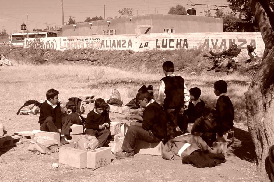 La deserción escolar y las carencias educativas en México