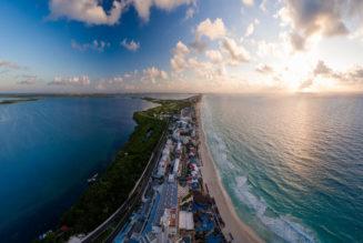 1,500 mdp para vía alimentadora del Tren Maya en Cancún