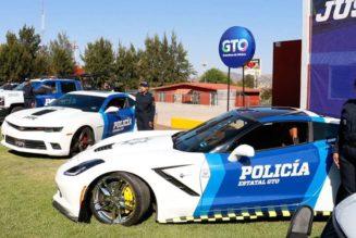 Guanajuato: el infierno de los policías