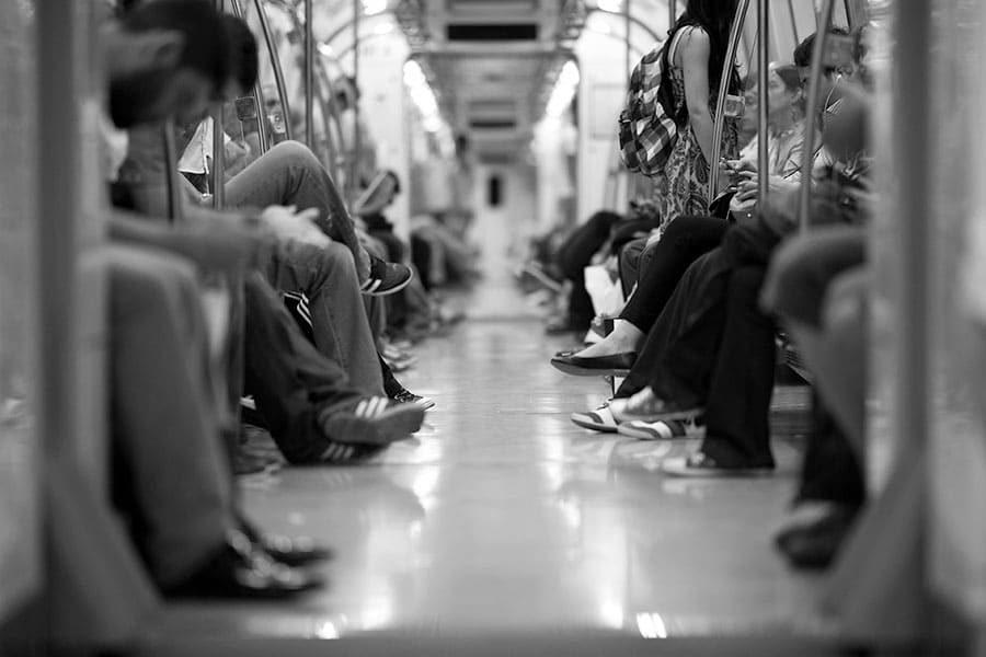 Anota los horarios del transporte público del 24 y 25