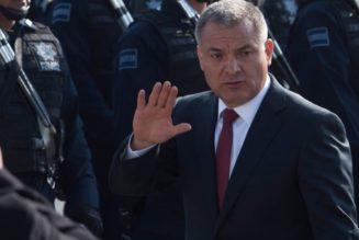 El expediente militar de García Luna
