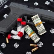 García Luna, la pistola de Sinaloa