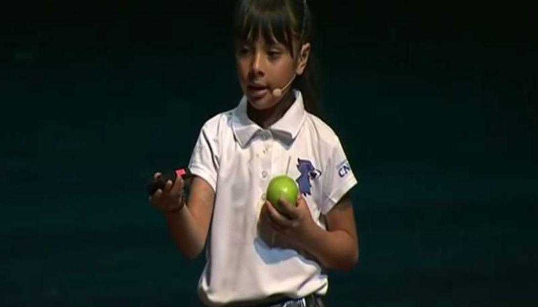 niña genio mexicana