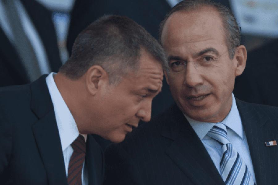 Las pruebas contra García Luna
