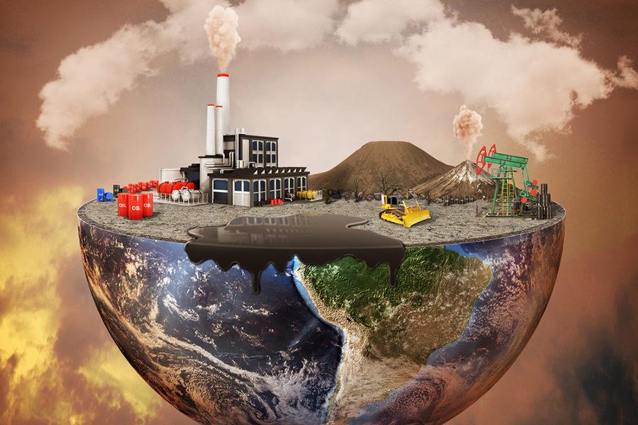 Planeta (in) sostenible