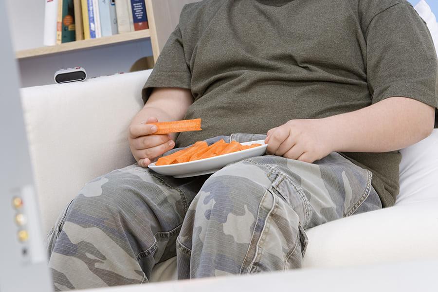 Somos más obesos que antes