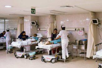 coronavirus sistema salud debil