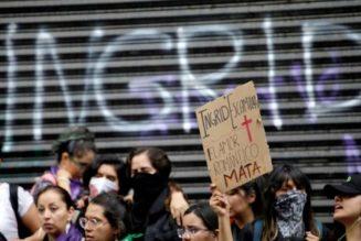 mujeres asesinadas en mexico