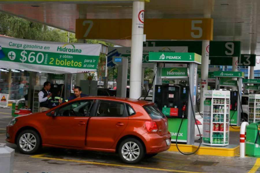 gasolineras en mexico