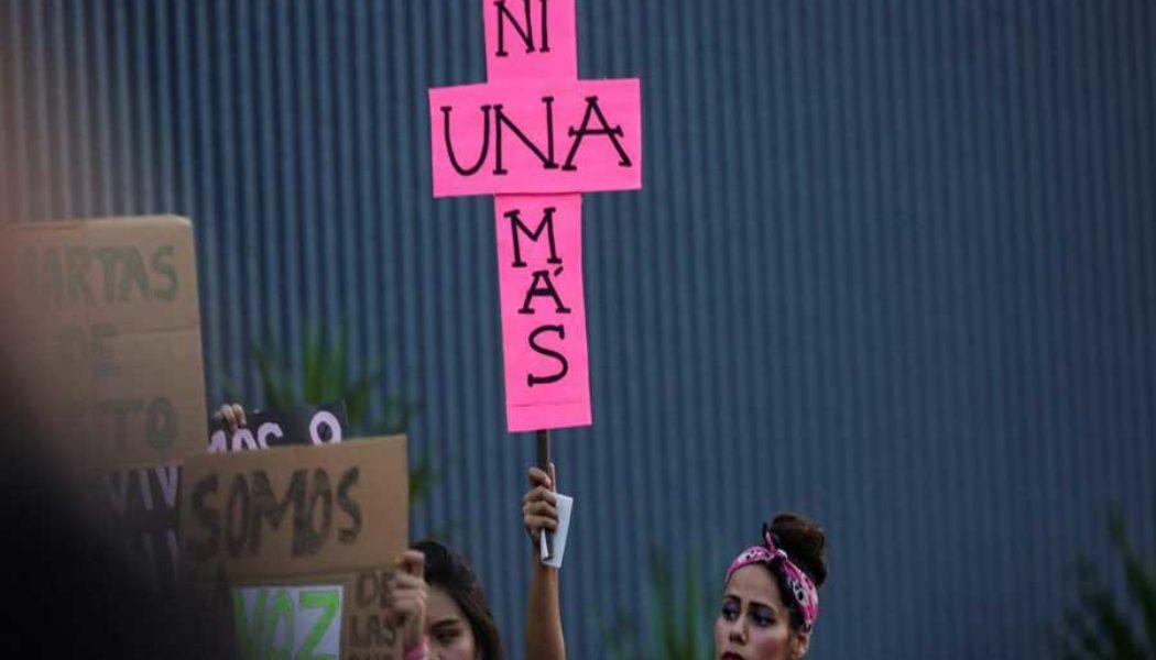 ni una mas feminicidios violencia contra la mujer