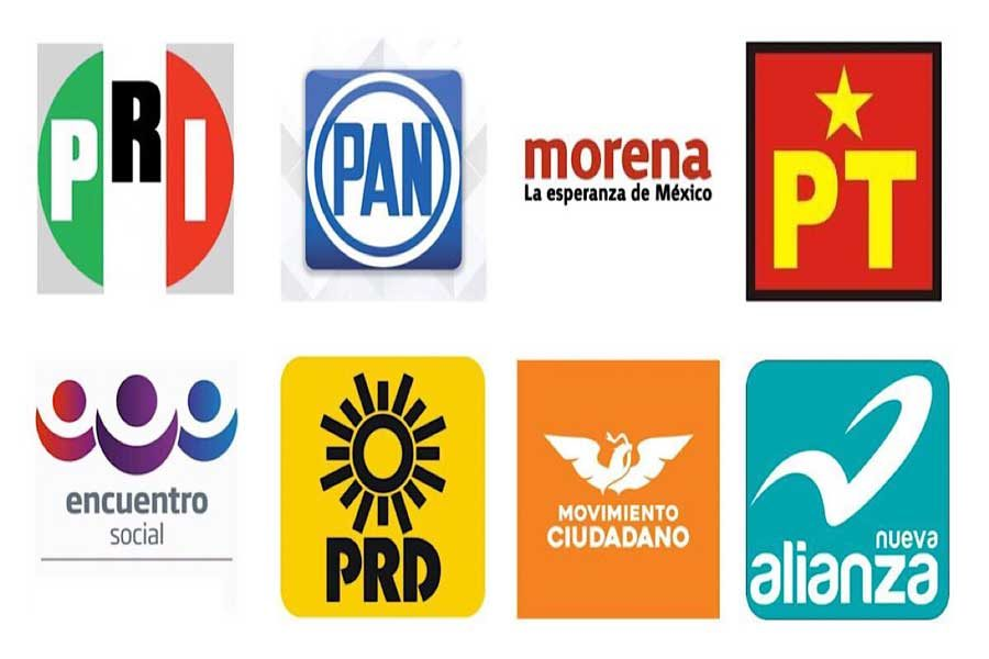 partidos politicos mexico