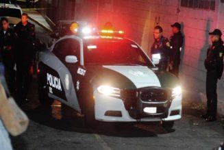 patrulla inseguridad cdmx calles