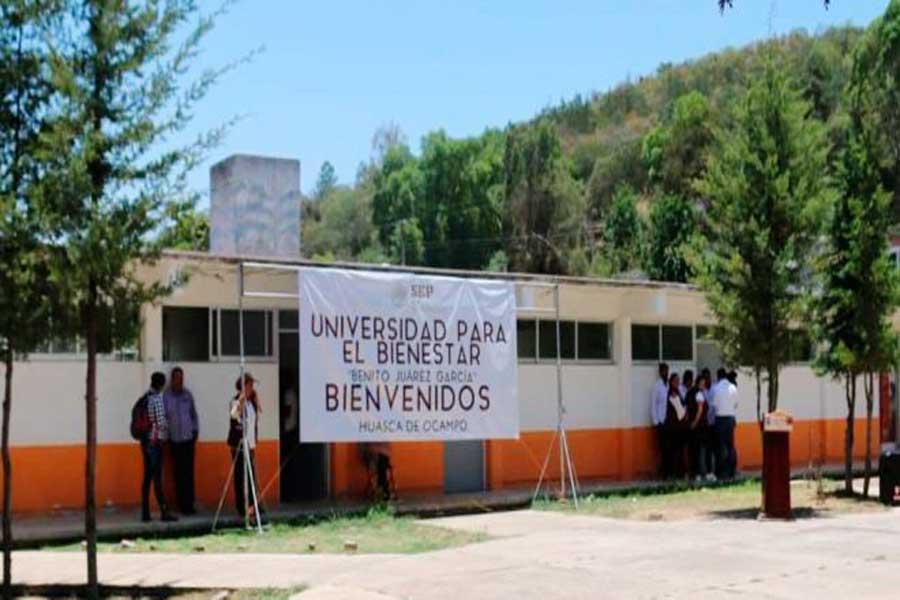 Universidades del Bienestar operan en total opacidad
