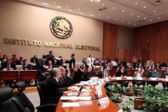 elecciones INE representantes