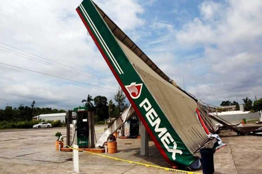 El desastre en Pemex