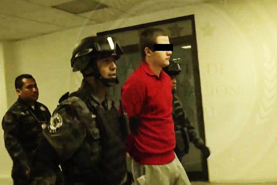 La extradición del Menchito