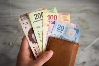 Siete mil pesos es el sueldo promedio de los mexicanos