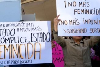 Violencia contra las mujeres en enero