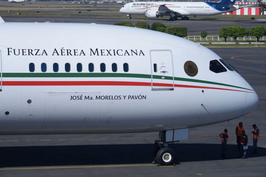 ¿Seguimos hablando del avión?
