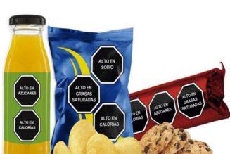 etiquetado alimentos procesados