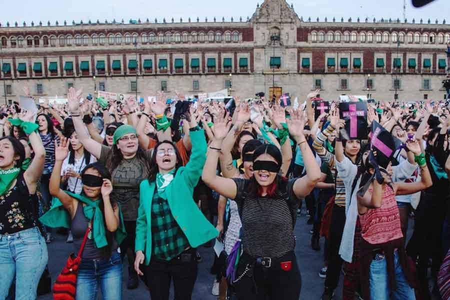 Convocatorias para marchar por el 8M en todo el país