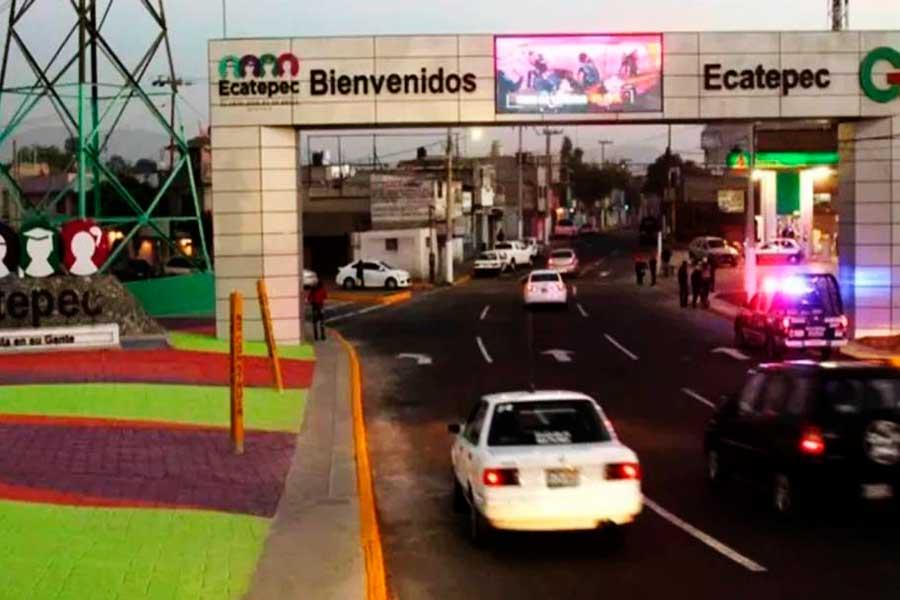 Ecatepec, la barbarie