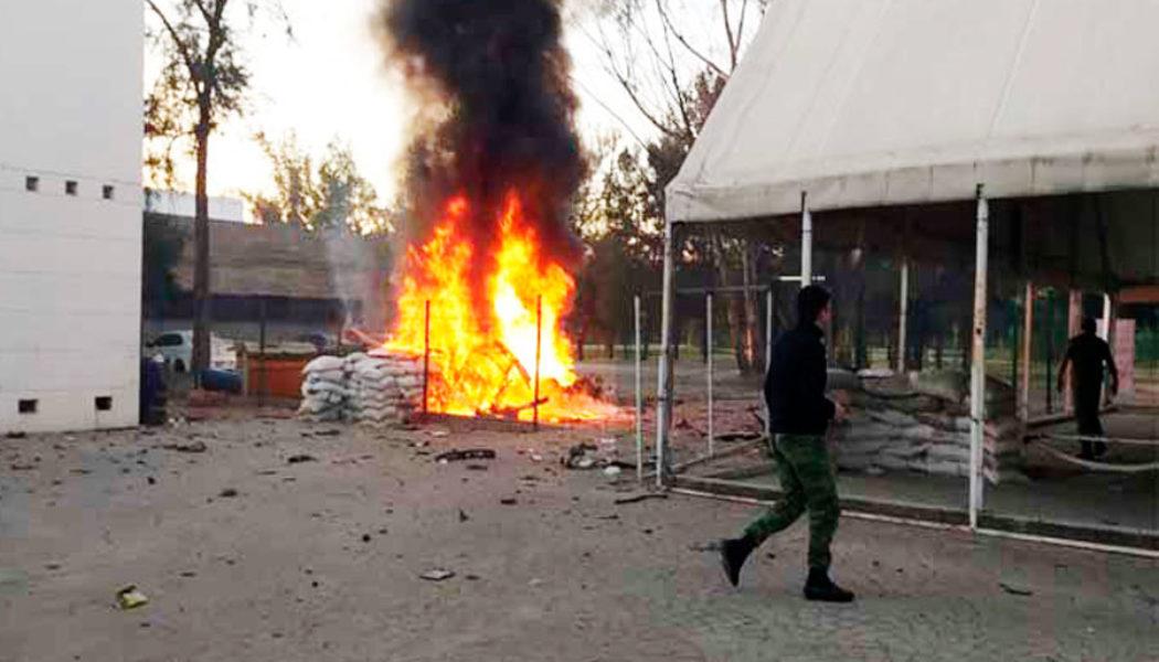 coche bomba Celaya