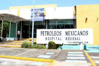 hospital pemex
