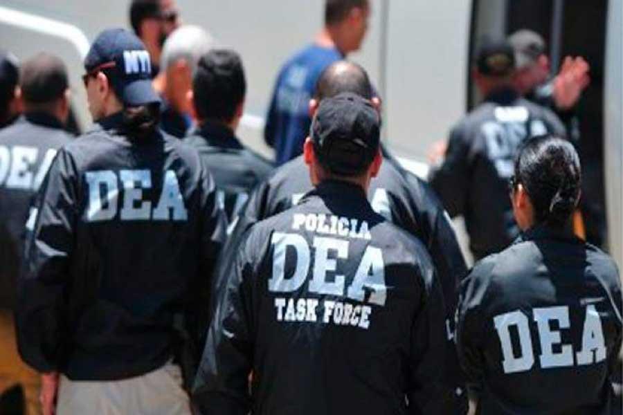 La patraña de la DEA
