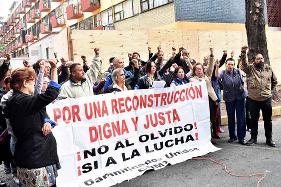La fiscala que no tiembla ante víctimas de sismo