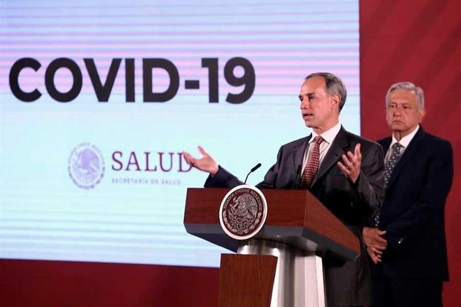 Casi mil casos de Covid-19 en el país