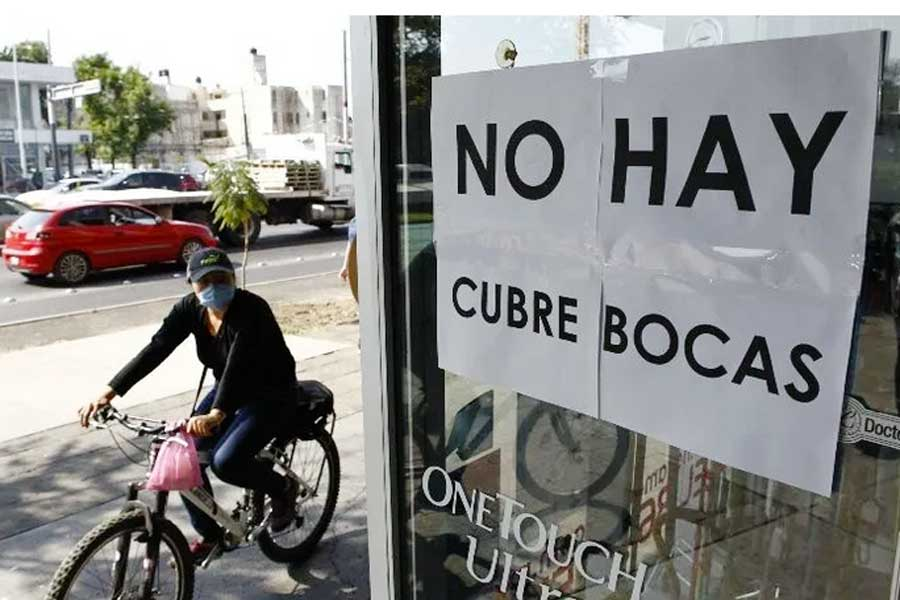 Gobierno de Jalisco pide ayuda para encontrar a 400 posibles contagiados de Covid-19