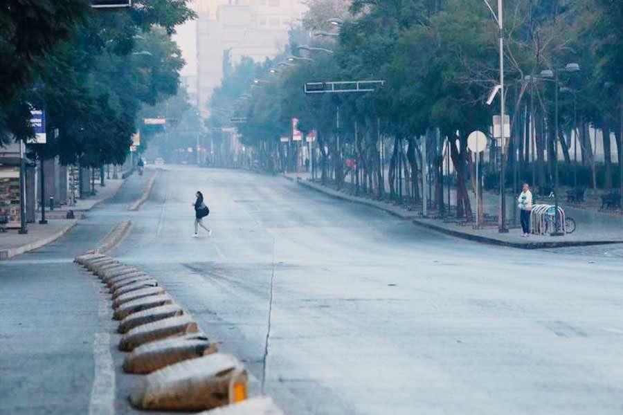 cuarentena gobierno mexicano