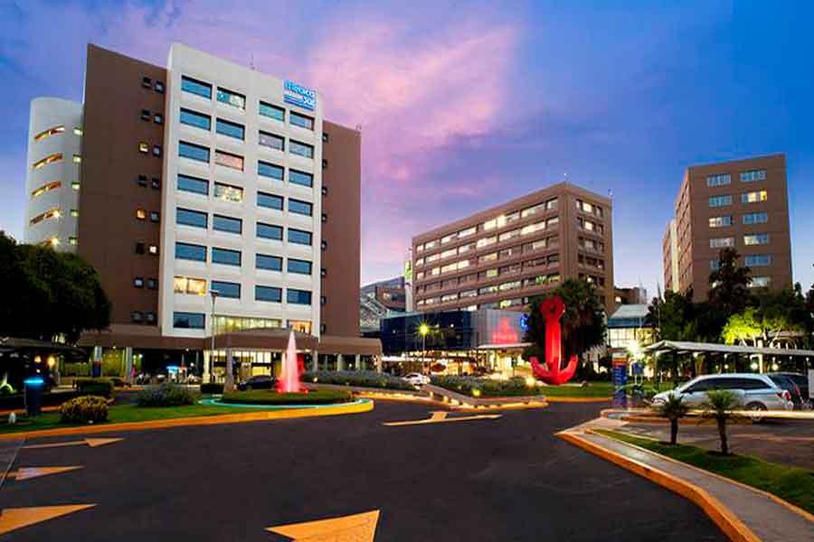 Hospitales privados en guardia