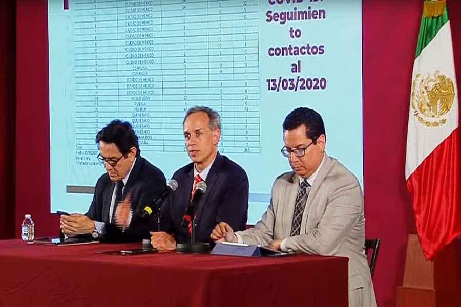 Esperan hasta 2 mil muertes por Covid-19 en México