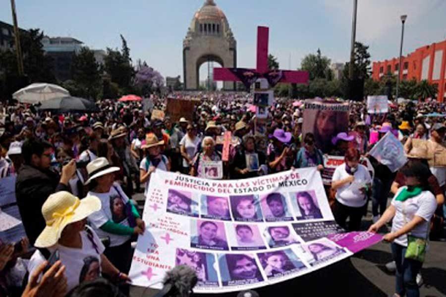 feminicidios primer bimestre 2020
