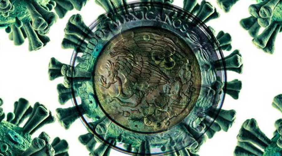 FMI pronostica que la economía de México caerá 10.5% este año