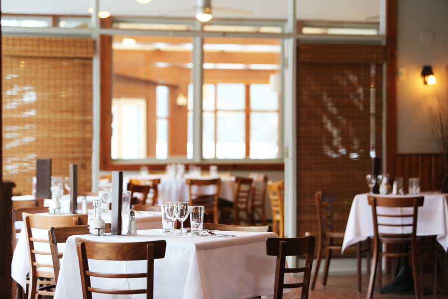 Caída de hasta 50% en restaurantes y 2 millones de empleos en riesgo