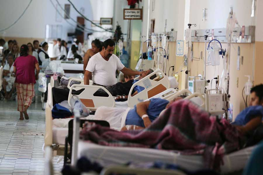 Hospitales privados y hoteles, el plan ante el COVID-19