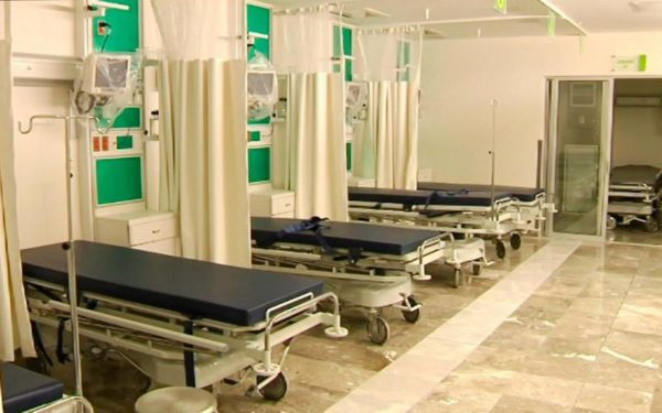 Apenas antier el IMSS preguntó a sus hospitales si tenían respiradores para Covid-19