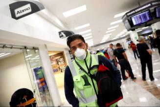 Secretaría de Salud CDMX asegura que sí hay filtros en el Aeropuerto