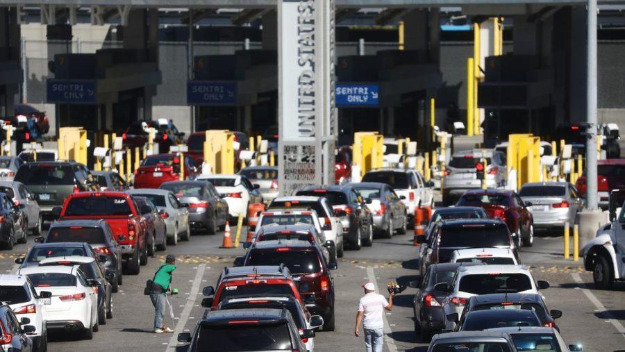 Cierra EU de manera parcial frontera con México
