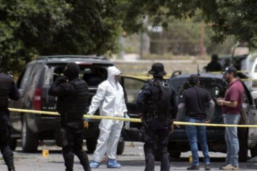 98.5 homicidios dolosos al día durante febrero