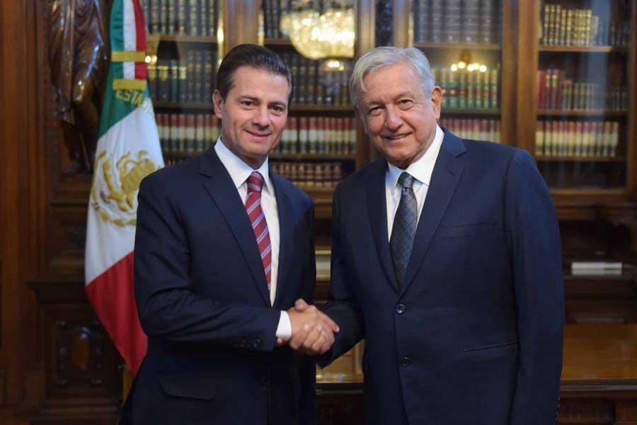 Los acuerdos en el caso Peña Nieto