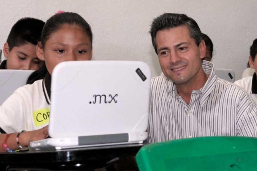 Enciclomedia, Habilidades para todos y las laptops de Peña… despilfarro innecesario