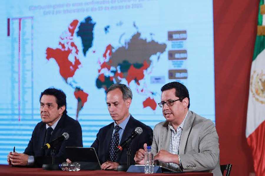 Presenta informe diario, irregularidades en el conteo de casos por Covid-19
