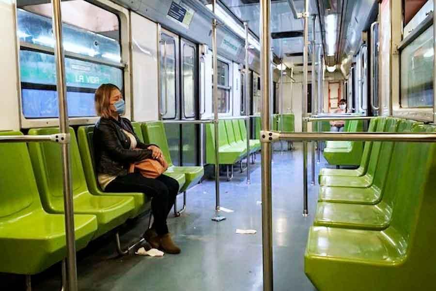 Será forzoso utilizar cubrebocas para accesar al Metro