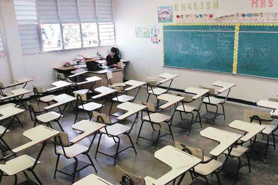 Regreso a clases en medio de la precariedad